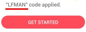 Refer and earn code bounce